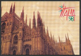 Italien -  Weltausstellung Der Philatelie Milano  23. Oktober 1. November      Postfrisch - 2015 – Milan (Italy)