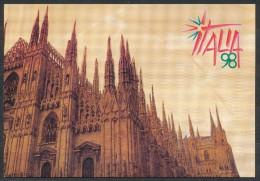 Italien -  Weltausstellung Der Philatelie Milano  23. Oktober 1. November      Postfrisch - 2015 – Mailand (Italien)
