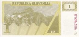 Lot De 3 Billets Slovénie - Slovénie