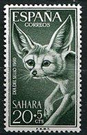 (cl 6 - P.56) Sahara Espagnol ** N° 164 (ref. Michel Au Dos) - Fennec - - Spaanse Sahara