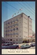 Jerusalem - Israel - President Hotel - Voitures Anciennes - Israel