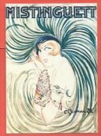 C.P.M. MISTINGUETT - Dessin De C.Gesmar - Andere Illustrators