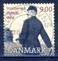 #K1672. Denmark 2014. Dybbøl.  Used(o) - Danemark
