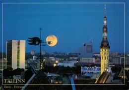 TALLIN      VANALINN    OLD  TOWN      12X17      (VIAGGIATA) - Estonia