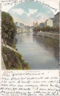Slovénie - Laibach / Ljubljana / Franziskanerkirche / Précurseur Postmarked  1904 - Slovenia