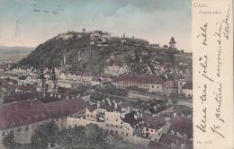 Autriche - Graz / Panorama - Postmarked 1901 - Graz