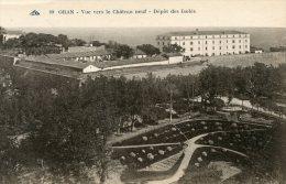 B15684 Oran, vue vers le chateau neuf