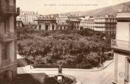B15688 Oran, la statue de la Loi