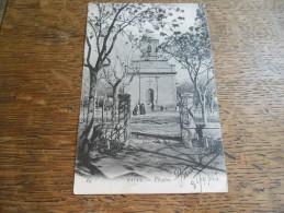 CPA de Batna - n�69 - L'Eglise, dat� 1917, carte anim�e