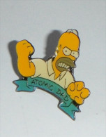 Simpson Homer Atomic Dad - BD