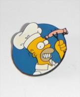 Simpson Homer Cuisinier Saucisse - Fumetti