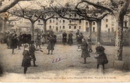 FONTARABIE  - Pensionnat Des Ursulines De Pau - Villa Elola - Espagne