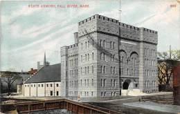 25762 MA, Fall River, 1908, State Armory