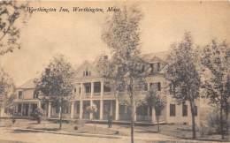 26228 MA, Worthington, 1908, Worthington Inn - United States