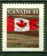 Drapeau - CANADA - Prairie - Feuille D'érable - Série Courante - 1992 - 1952-.... Règne D'Elizabeth II