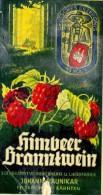 # HIMBEER BRANNTWEIN FELDKIRCHEN KARNTEN Austria, Label Liquor Spirits Etiquette Alcool Etiqueta Licor Etikett Schnaps - Spirits