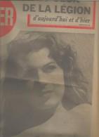 Journal INTER No 212 Du 28 Octobre 1949  Sylvana Mangano  , Avec La Légion - Revues & Journaux