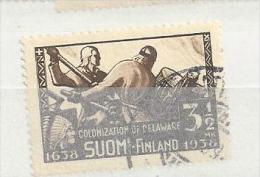 1938 USED Finland, Gestempeld - Finland