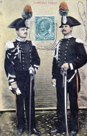 58Cht   Gendarmes Carabinieri Italiani Colorisés - Non Classificati