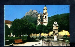 N1346 AGORDO ( BELLUNO ) DOLOMITI - AUTO CARS VOITURES - FORMATO PICCOLO - Italia