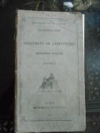 REGLEMENT DE L´INFANTERIE DEUXIEME PARTIE  COMBAT ANNEE 1928 EN PLUS UN INTERCALAIRE SUR LE FUSIL MITRAILLEUR Mle1924M29 - Livres, BD, Revues