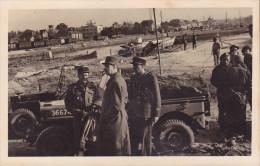 CPA - CPSM - 14 - COURSEULLES Sur MER - Coulet - De Gaulle - Billotte (14.6.1944) - Courseulles-sur-Mer