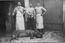 Charcutiers Et Cochon - Berufe