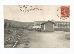 BIZANET   -   La Gare - Zonder Classificatie