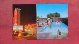 - Nevada> Las Vegas   Safari Motel  ----------ref  1946