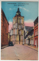 Poperinge, Poperinghe, Saint Bertens Kerk (pk22585) - Poperinge