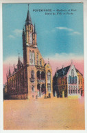 Poperinge, Poperinghe, Stadhuis En Post (pk22586) - Poperinge