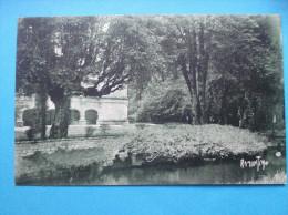 17 : DAMPIERRE Sur BOUTONNE : Le CHATEAU   ,  C.P.A. Carte En Trés Bon état      , Carte Verte - Châteaux