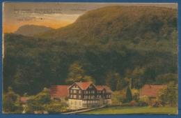 Wolbrechts Hotel A. Bethmann Steinbergen An Der Weser, Gelaufen 1920 (AK429) - Rinteln