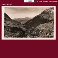 22401 CPA CPM CPSM Carte Postale DE TIGNES A STE FOY PIGETTES SAVINE GURRA - France
