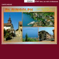 22454 CPA CPM CPSM Carte Postale SAINT GINGOLPH RIVES DU LEMAN - France