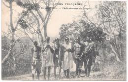 COTE D'IVOIRE - Colonies Françaises - BONDOUCOU - Chefs De Cases De Sougolé - Côte-d'Ivoire