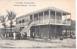 COTE D´IVOIRE - Colonies Françaises - GRAND BASSAM - Factorerie - Côte-d'Ivoire