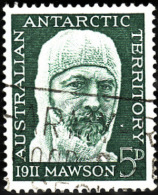 ANTARCTIQUE  1961 - YT 7 - Mawson - Oblitéré - Australian Antarctic Territory (AAT)