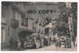LA  GRAVE  -  HÔTEL  DE LA  MEIJE- JUGE - Autres Communes