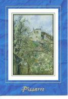 Pontoise : Camille Pissarro (1830/1903) Printemps Pruniers En Fleurs (musée Orsay Paris) Arts Tableaux - Pontoise