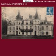23493 CPA CPM CPSM Carte Postale CORVOL L ORGUEILLEUX CHATEAU DE VILLETTE - France