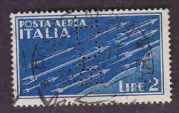 ITALY COMMERCIAL PERFIN AAE5617 - Perforés