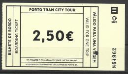 Portugal, Porto Tram City Tour, 2015.