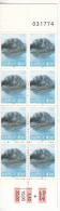 Norway   Scott No  1093a      Mnh     Year  1995      Complete Booklet - Unused Stamps