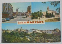 LECCE - Saluti Da Martano - Tre Vedute - 1971 - Lecce
