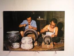 Chiangmai - Gravures - Métiers - Thailand