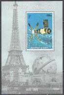 M3387 Space Skylab Millenium 1998 Guinea S/s MNH ** - Space