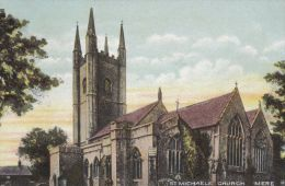 MERE - ST MICHAELS CHURCH - Angleterre