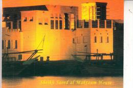 DUBAI - Sheikh Saeed Al Maktoum House - Dubai