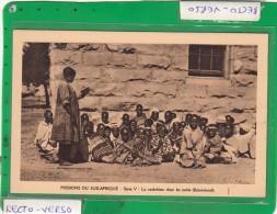 BASUTOLAND  MISSIONS CATECHISTE CHEZ LES PETITS - Lesotho